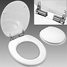 cuvette de toilette 12245 abattant lunette cuvette de toilette wc couvercle frein de chute blanc 102418