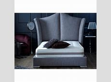 Aberdeen Grey Wool Bed Frame   Super King Size   Beds from