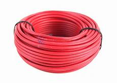 14 ga 50 ft rolls primary auto remote power ground wire cable 6 colors