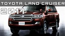 2017 Toyota Land Cruiser Review Rendered Price Specs