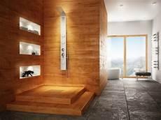 Badezimmer Ideen Holz - 18 exquisite contemporary wooden bathroom design ideas
