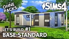 sims 4 häuser bauen die sims 4 haus bauen ohne packs base standard 1 let
