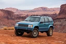 2017 Jeep Concept Vehicle Ride & Drive Video  DrivingLine