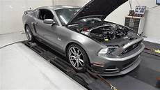 2014 ford mustang gt procharger dyno pull 710 hp youtube