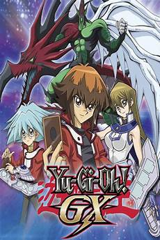 yu gi oh gx tv series 2004 2008 posters the
