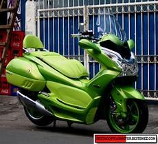 Modifikasi Motor Pcx by Modifikasi Honda Pcx 150 Terbaru 2013 Gambar Modifikasi