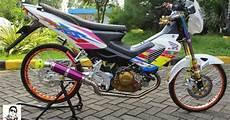 Variasi Honda Sonic by Motor Warisan Kakak Jadi Thai Looks Honda Sonic 2002