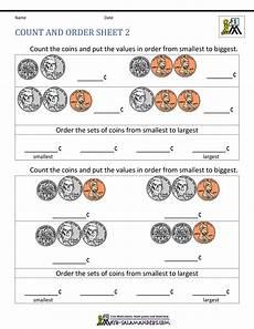money worksheets ordering 2265 money worksheets for grade