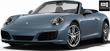 Porsche 911 Carrera S Cabriolet Price Specs Review Pics