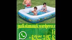 wa 62822 3497 6234 kolam renang portable besar jual kolam renang portable besar youtube