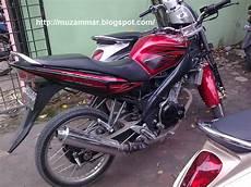 Modifikasi Motor Vixion Lama by Modifikasi Yamaha Vixion Vixion Sobatmotor