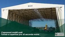 capannoni usati in vendita capannoni mobili usati e coperture pvc di seconda mano