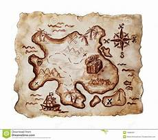 treasure map royalty free stock photography image