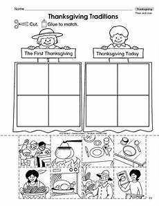 science worksheets on thanksgiving 12322 thanksgiving worksheet then and now thanksgiving worksheets thanksgiving kindergarten