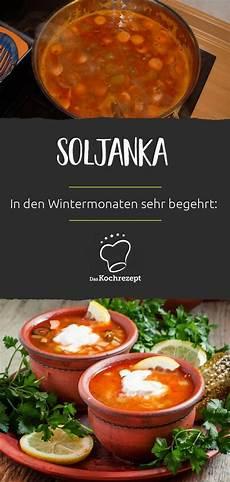 soljanka rezept einfach soljanka recipe in 2019 suppen eint 246 pfe soljanka