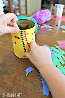 homemade pencil holder to organize tools for school fun learning life