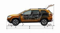 Dimensions All New Duster Dacia Cars Dacia Uk