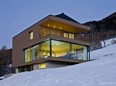 chalet design contemporain 1 chalet moderne performant et ouvert sur la montagne