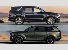 Refreshing or Revolting: 2020 Kia Telluride vs. Hyundai