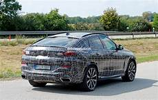 bmw x6 neues modell 2020 bmw x6 spied together with x4 looks predictable