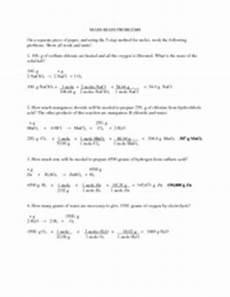 mass mass worksheet answers mass mass problems a