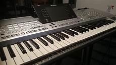 yamaha tyros 1 keyboard workstation entertainer keyboard