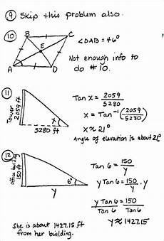 word problems similar triangles worksheets 11155 special right triangles worksheet answer key with work briefencounters