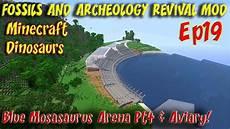 Malvorlagen Jurassic World Virus Fossils And Archeology Mod Minecraft Jurassic World Ep19
