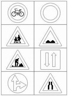 Malvorlagen Verkehrsschilder Quadratisch Printable Traffic Signs Coloring Pages By Children