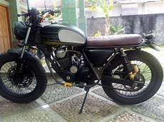 Thunder Modif Japstyle by Modifikasi Thunder Style Modifikasi Motor Japstyle