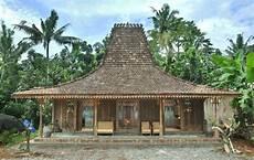 Rumah Adat Jawa Tengah Joglo Pewarta Nusantara