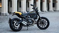 Ducati Scrambler Throttle Image