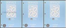 online auto repair manual 2000 buick regal parking system 2000 buick regal century repair shop manual original 3 volume set