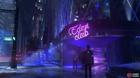 Detroit Become Human Club