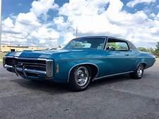 1969 Impala 396 Custom Coupe  73K Miles Off Frame