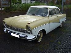 1957 Ford Taunus 17m Related Infomation Specifications