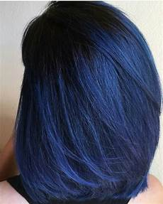 dark midnight blue hair dying to achieve the spring ready hair color try these ideas wellness fit