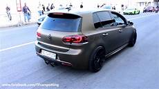 golf 6 r tuning teile vw golf 6 r anti lag backfire in monaco