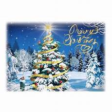 winter themed christmas cards for facebook email and printing
