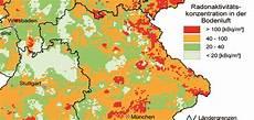radonbelastung bayern karte arbeitskreis heimatgeschichte mitterfels e v