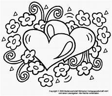 Malvorlage Herz Muttertag Malvorlagen Muttertag