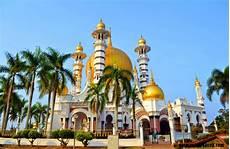 Perak Trip Keindahan Masjid Ubudiah Www Sobriyaacob