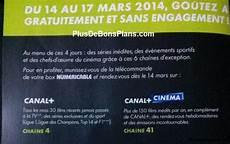 canal plus en clair sfr canal plus gratuit numericable avril 2015