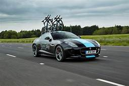 Jaguar F TYPE Coupe High Performance Support Vehicle 2014