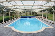 abri de piscine prix prix d un abri de piscine et de installation