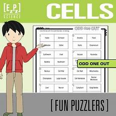 earth science measurement worksheets 13335 cells one out science puzzler science cells scientific method science