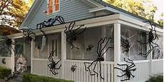 Decorations For Outside Of House by Hanging Decoration 59 Quot Spider Decor House