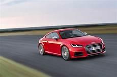Audi Tt S - 2016 audi tt tts roadster review