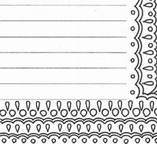 free coloring pages lined paper 17689 lined writing paper stationery page printable coloring