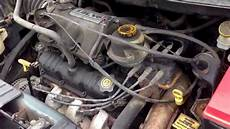 D2cy230 02 Chrysler Town Country 3 8 Engine Test